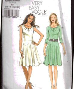 Vogue V8663