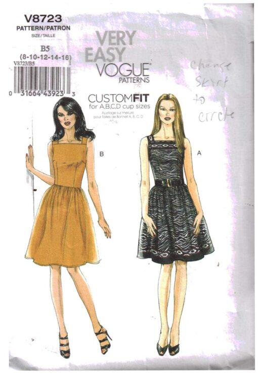 Vogue V8723