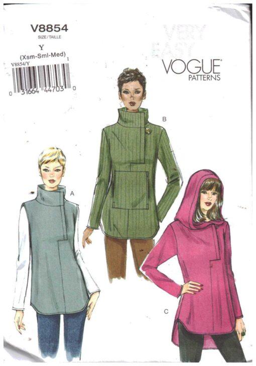 Vogue V8854