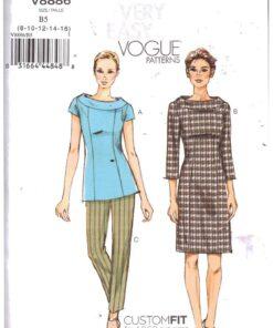 Vogue V8886