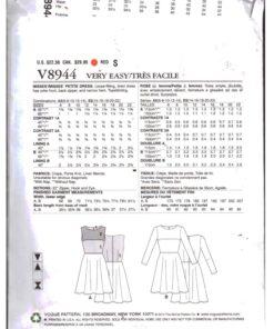 Vogue V8944 1