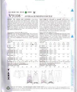 Vogue V9108 1