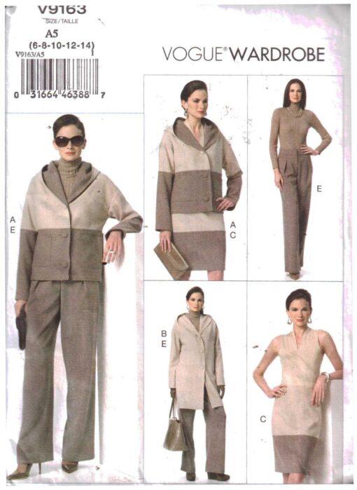 Vogue V9163