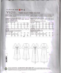 Vogue V9253 1